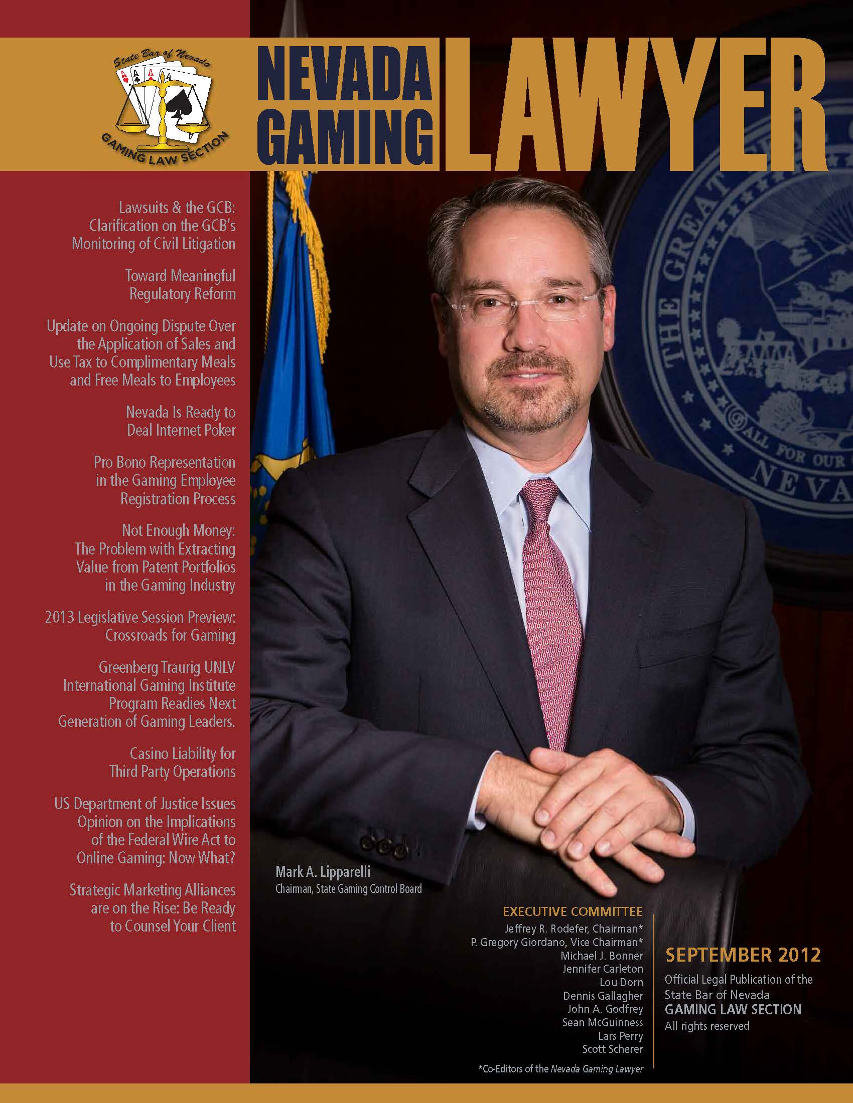 Nevada Gaming Lawyer