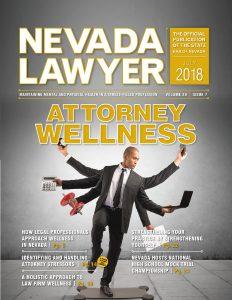 Nevada Lawyer July 2018