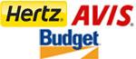 Hertz - Avis - Budget